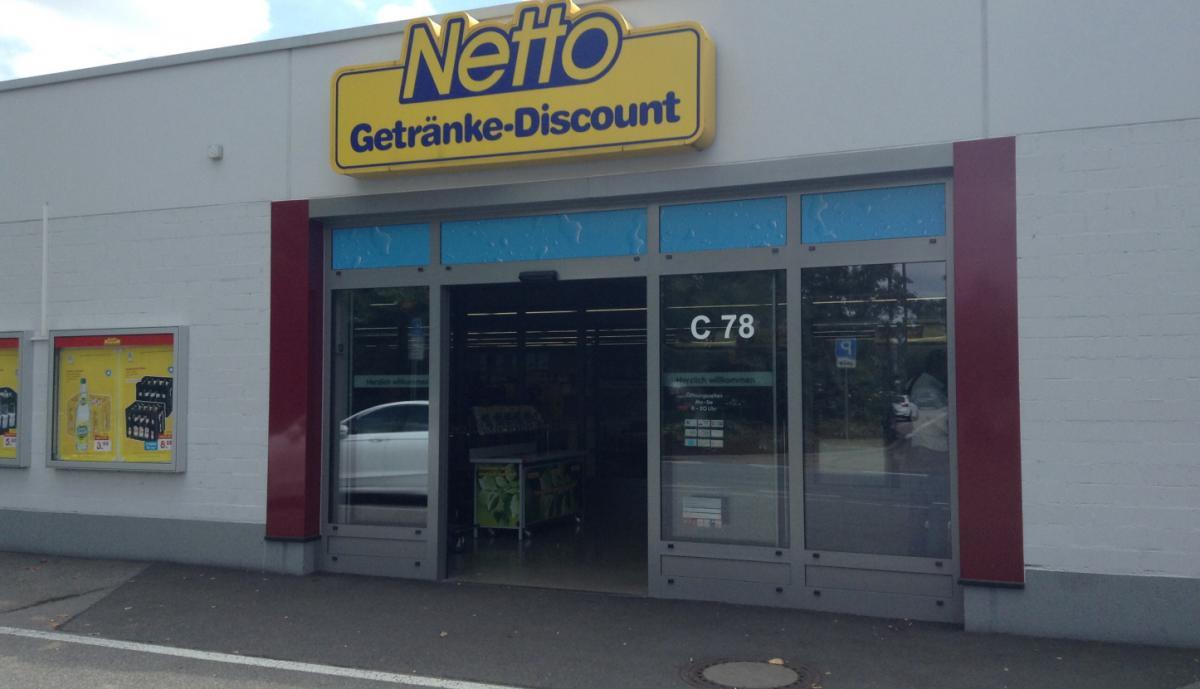 Netto Getränkemarkt in Regensburg, Im Gewerbepark C78