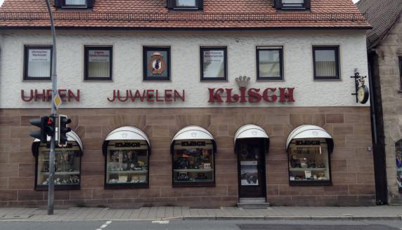 Juwelier Klisch: Uhren - Juwelen- Service in Lauf an der Pegnitz Impression