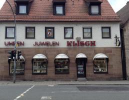 Juwelier Klisch: Uhren - Juwelen- Service in Lauf an der Pegnitz