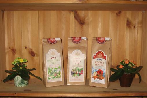 Tee von Kloster Ettal