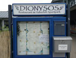 Griechisches Restaurant Dionysos in Lauf an der Pegnitz