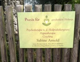 Praxis für ganzheitliche Heilwege Sabine Arnold in Lauf an der Pegnitz