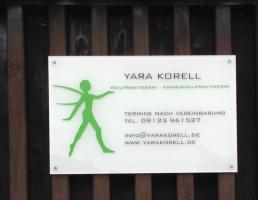 Yara Korell in Lauf an der Pegnitz