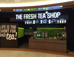 The Fresh Tea Shop in Reutlingen