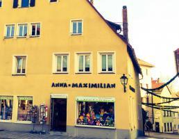 Anna + Maximilian in Lauf an der Pegnitz