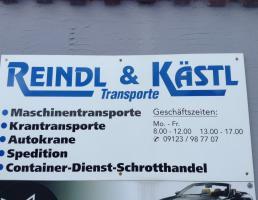 Reindl und Kästl Transporte in Lauf an der Pegnitz