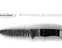 Peter Herbst - Messermacher aus Leidenschaft in Lauf an der Pegnitz
