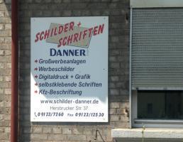 Schilder + Schriften Danner in Lauf an der Pegnitz