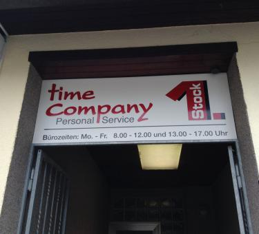 Time Company Personal Service