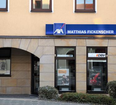 AXA Hauptvertretung Matthias Fickenscher