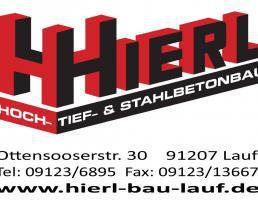 Hierl Hoch-, Tief- und Stahlbetonbau in Lauf an der Pegnitz