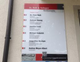 Dr. Peter Roth und Kollegen in Lauf an der Pegnitz