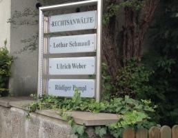 Rechtsanwälte Weber, Pompl und Schmauß in Lauf an der Pegnitz