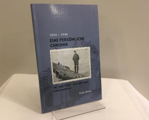IV. Teil: 1945 - Ein Jahr wie kein anderes 1934-1946 - Ernst Pürner
