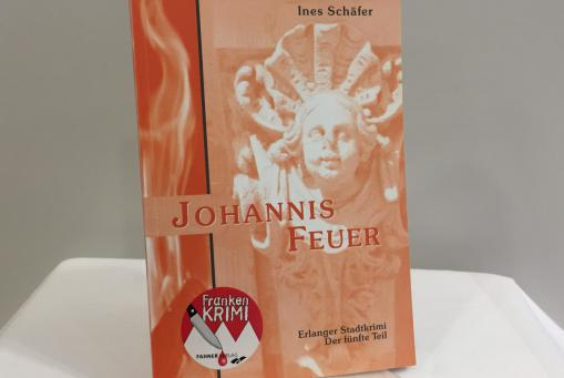 Johannisfeuer - Ines Schäfer