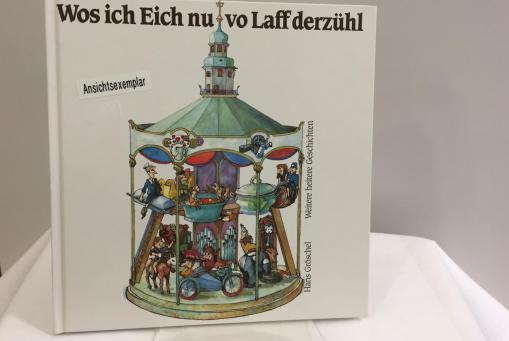 Wos ich nu vo Laff derzühl - Hans Gröschel