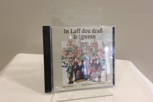 In Laff dou draß is gwesn - Hans Gröschel