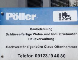 Baubetreuung Pöller GmbH in Lauf an der Pegnitz