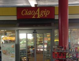 Agip Tankstelle in Lauf an der Pegnitz