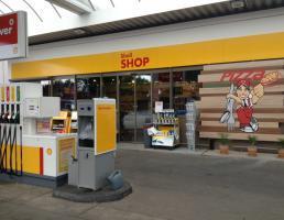 Shell Tankstelle in Lauf an der Pegnitz