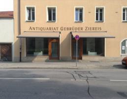 Gebrüder Ziereis Antiquaritat in Regensburg
