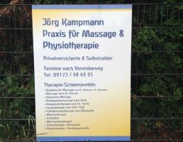 Jörg Kampmann Praxis für Massage & Physiotherapie in Lauf an der Pegnitz