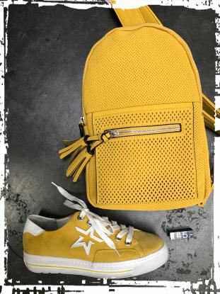 Paul Green - Edler Sneaker aus Nubuk