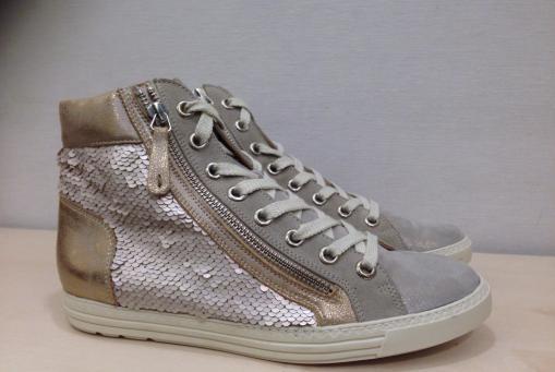 Paul Green - Sneaker mit Reißverschluss zum leichten Einstieg