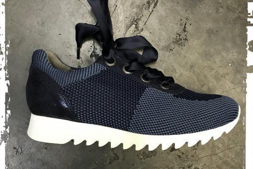 Paul Green - hochwertiger Sneaker mit Lederfutter , in verschiedenen Blautönen