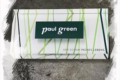 Wir bieten Ihnen die neuesten Modelle von PAUL GREEN