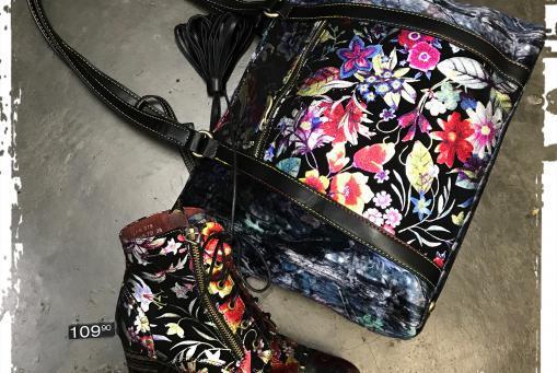 Laura Vita- effektvolles Blumendesign für Modemutige