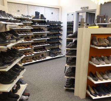 Haus der Schuhe