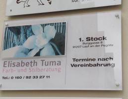 Elisabeth Tuma: Farb- und Stilberatung in Lauf an der Pegnitz