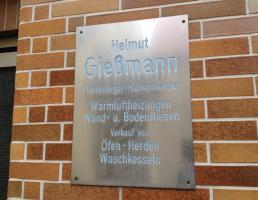 Gießmann Fliesenfachbetrieb in Lauf an der Pegnitz