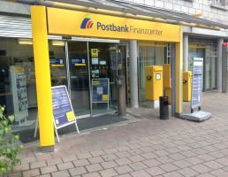 Postbank Finanzcenter in Lauf an der Pegnitz
