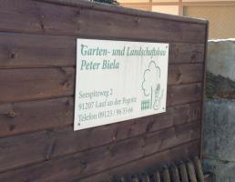 Garten- und Landschaftsbau Biela in Lauf an der Pegnitz