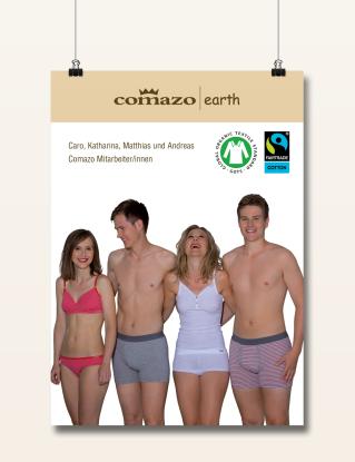 ökologische Unterwäsche für Sie und Ihn