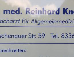 Dr. med. Reinhard Knorr in Lauf an der Pegnitz