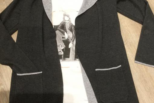 Jacke mit Kapuze von Comma ci