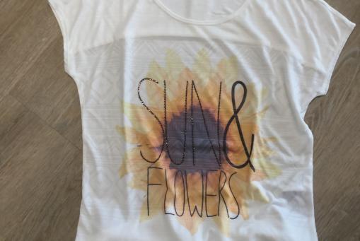Shirt von Comma ci