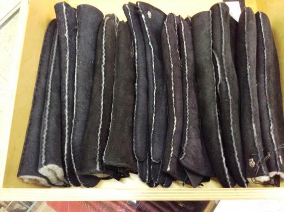 Lammfell- Handschuhe von Roeckl, Szendelbacher, auch Curlylamm. Extra Warme Modelle