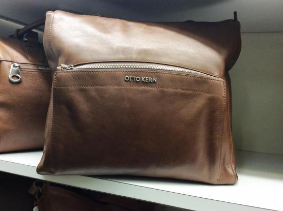 Handtaschen aus hochwertigen Rindleder von Otto Kern