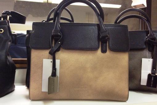 Emily und Noah Handtaschen. Die Tasche in der Tasche. Aus 1 mach 2. Praktische Verwandlung.
