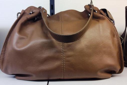 Lederhandtaschen aus feinsten Rindleder, italienische Modelle, toller Tragecomfort