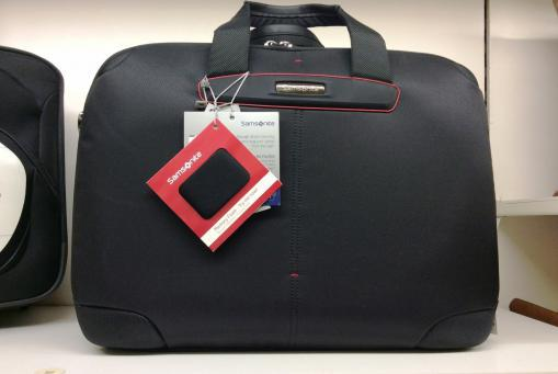 Aktentasche Samsonite mit Laptopfach, 2 oder 1 Griff, verschiedene Modelle und Ausführungen