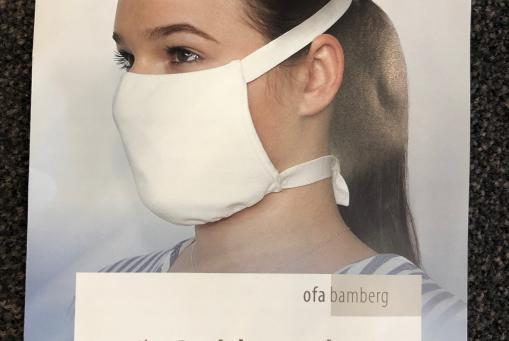 Gesichtsmaske im Doppelpack