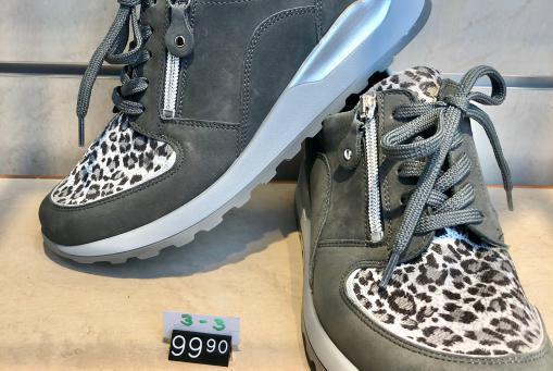 Waldläufer soft-Stretch Schuhe für empfindliche Füße
