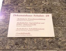 Katholisches Dekanatshaus in Reutlingen