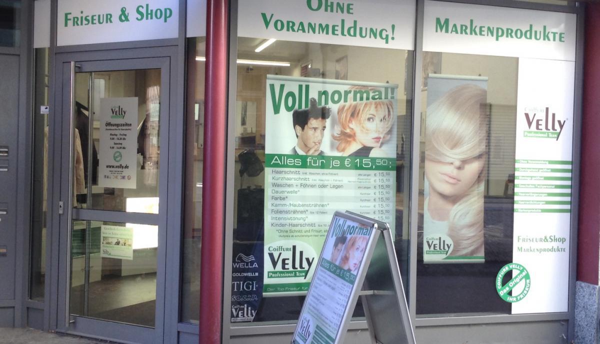 Coiffure Velly Professional Team In Reutlingen Kramerstrasse 10
