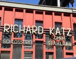 Richard Katz Stahlbau und Metallbau in Reutlingen